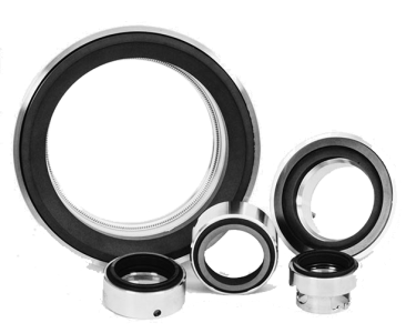 Sealing rings and bearings