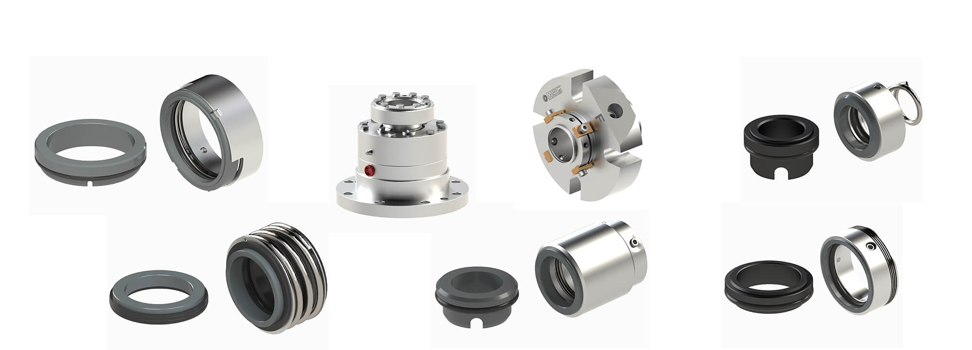 High-quality mechanical seals